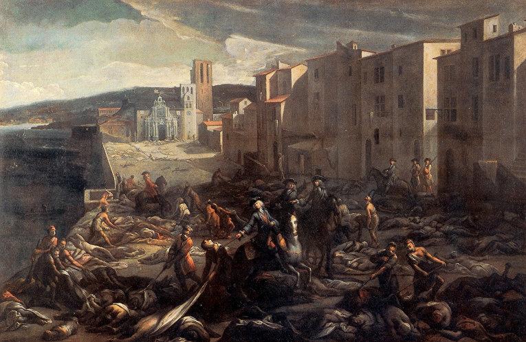 Марсельская чума