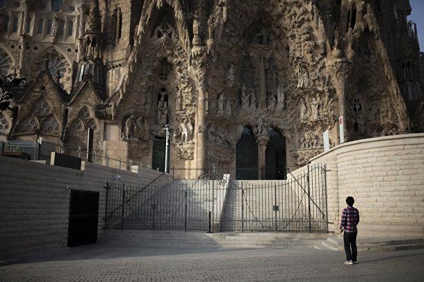 Храм Святого Семейства в Барселоне, Испания
