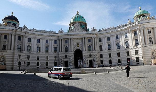 Императорский дворец Хофбург в Вене, Австрия
