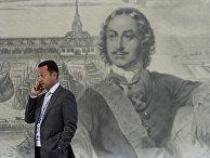 Участник в «Экспофоруме» на XX Петербургском международном экономическом форуме