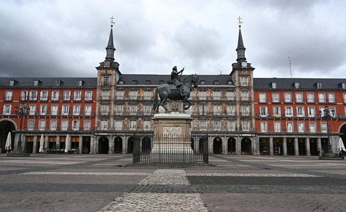Ситуация в Мадриде в связи с коронавирусом