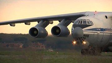 Самолеты ВКС России завершили доставку специалистов и оборудования в Италию