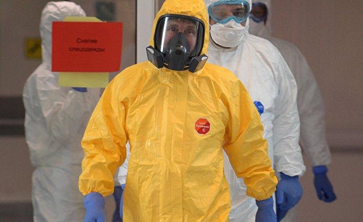 Американские читатели о посещении Путиным больных коронавирусом: «В этой неумытой стране второго мира их минимум 50 тысяч»