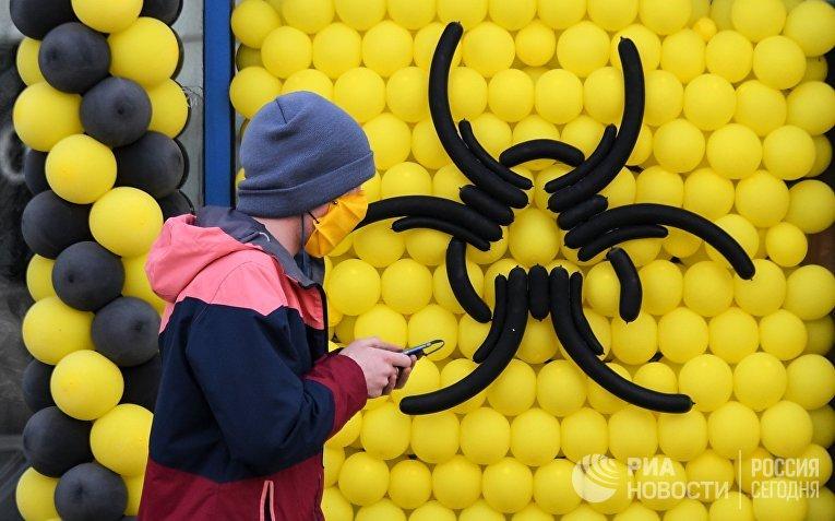 Закрытие культурно-досуговых учреждений в городах России