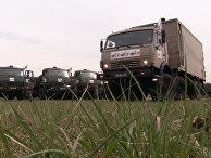 Российские военные специалисты приступили к работе в Бергамо