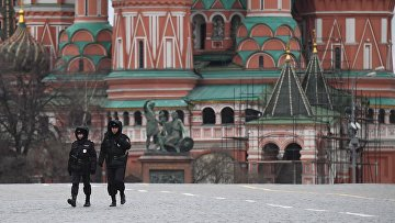 Режим карантина в Москве