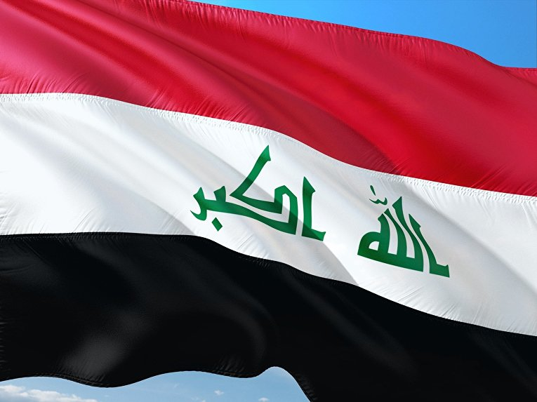 Флаг Ирака