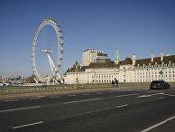 Ситуация в Лондоне в связи с коронавирусом