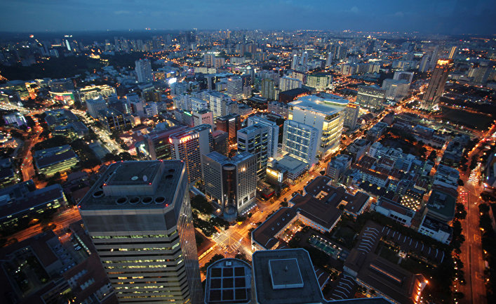 Зарубежные страны: Сингапур