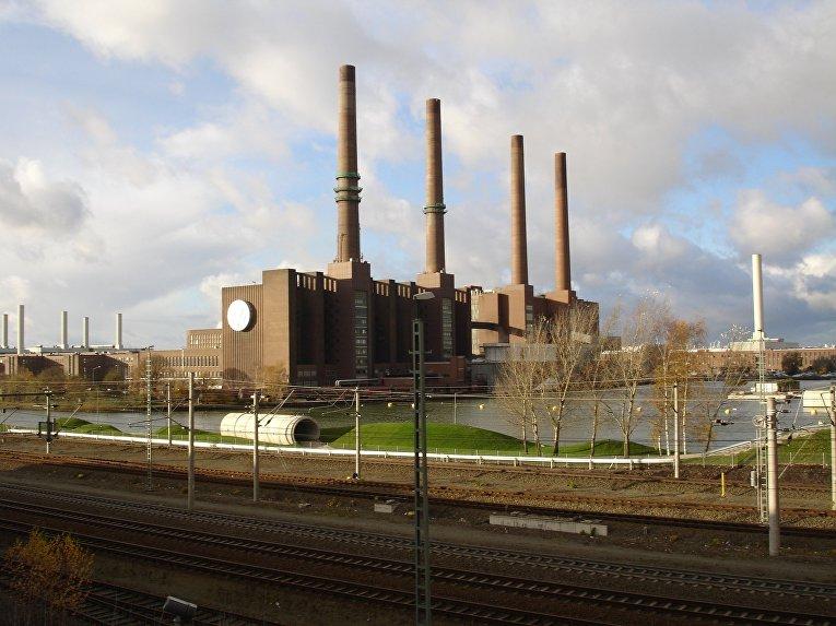 Автоград в Вольфсбурге