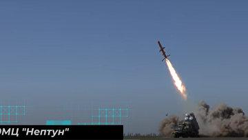 Огневые испытания комплекса РК-360МЦ