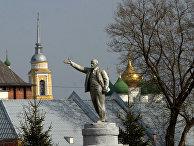 Памятник Ленину в Коломне