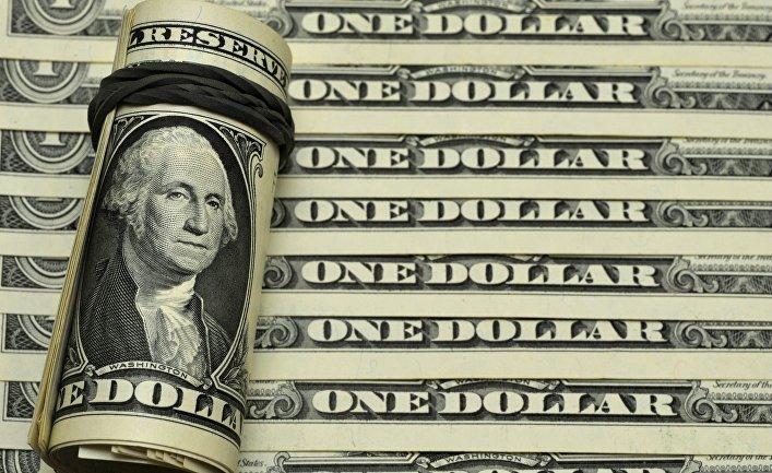Будущее доллара.