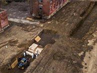 Захоронения на острове Харт в Нью-Йорке
