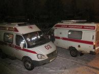 Взрыв бытового газа в Сыктывкаре