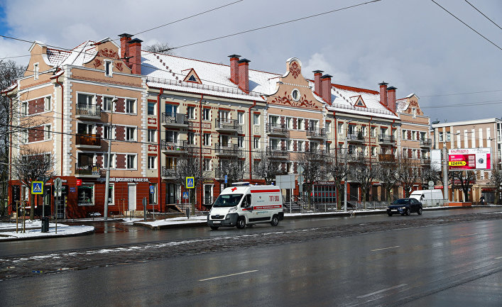 Калининградская область переходит на режим самоизоляции