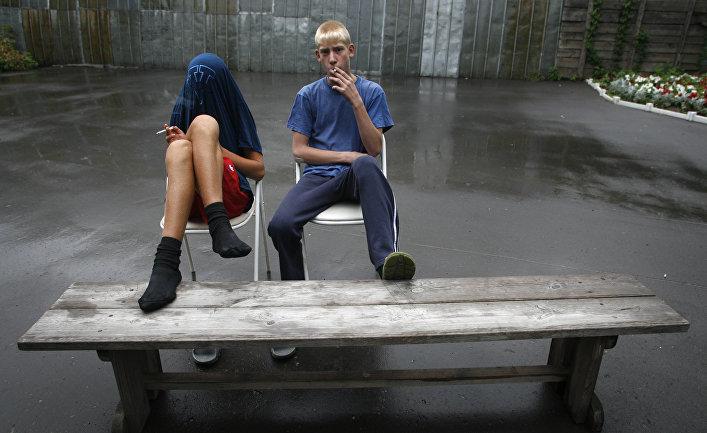 Бездомные подростки в России, 2007