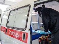 Коронавирусный стационар открыт на базе госпиталя медсанчасти МВД России по Москве
