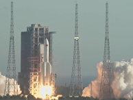 "Запуск ракеты-носителя ""Чанчжэн-5B"""