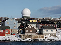 Радар в Вардё, Норвегия