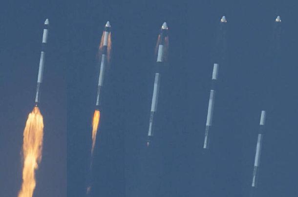 Коллаж от НАСА
