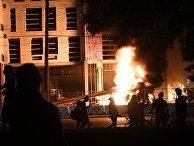 27 мая 2020. Протесты в Миннеаполисе, Миннесота, США