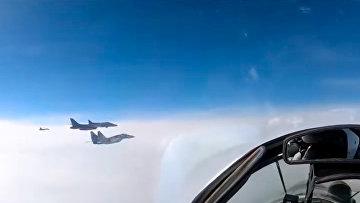 Пугнули россиян: США испытали над Черным морем новейшую ракету