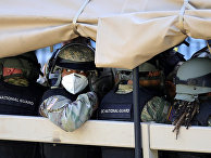 Войска национальной гвардии прибывают в Вашингтон