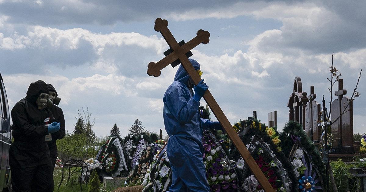 На Львовщине скандал из-за кладбища на огородах: подробности (Україна 24, Украина) (Украина 24)