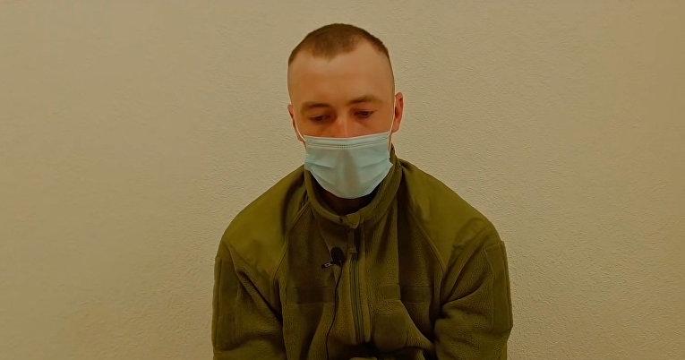 История с «похищением» украинского десантника обернулась позором