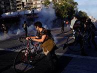 Беспорядки в Окленде, штат Калифорния