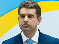 Украинский дипломат Евгений Перебийнис