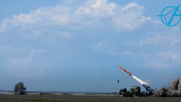 Испытания ракеты Нептун на Украине