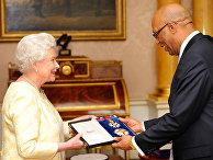 Королева Елизавета II назначила Патрика Аллена генерал-губернатором Ямайки
