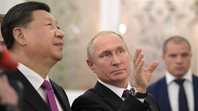 Жэньминь жибао (Китай): попытки США настроить Россию против КНР обречены на провал