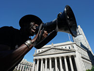 Протесты движения Black Lives Matter после смерти Джорджа Флойда, США