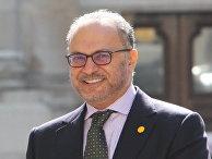 Эмиратский политик Анвар Гаргаш
