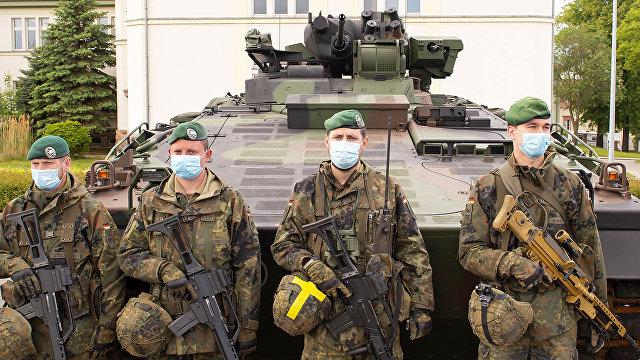 Немецкие читатели: ни один реалист не может хотеть войны с Россией
