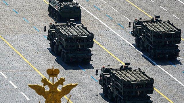Жэньминь жибао (Китай): чем так привлек внимание всего мира зенитный ракетный комплекс С-350, продемонстрированный на Красной площади?