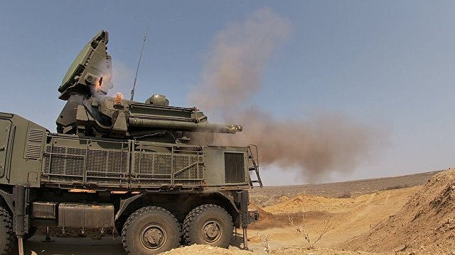 Rai Al Youm (Великобритания): Панцирь-С и Бук-М2. Россия радикально изменила свое отношение к израильским авиаударам по Сирии