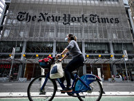 Здание The New York Times, Нью-Йорк, США