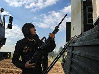 Военнослужащий армии Азербайджана