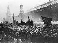 Похороны В.И.Ленина 27 января 1924 года