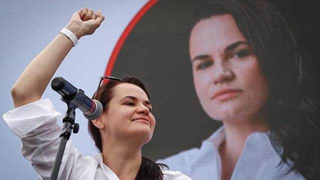 Светлана Тихановская: ЕС может ввести более жесткие санкции против режима Лукашенко (El País, Испания)