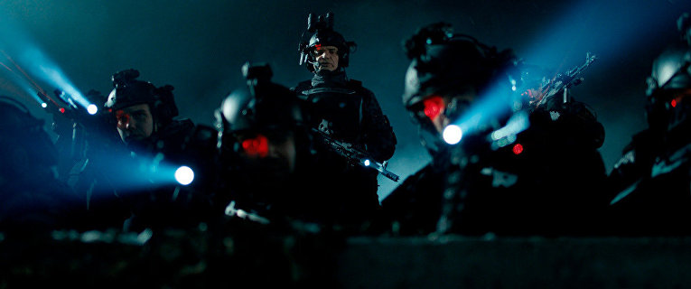 Кадр из фильма «Аванпост»