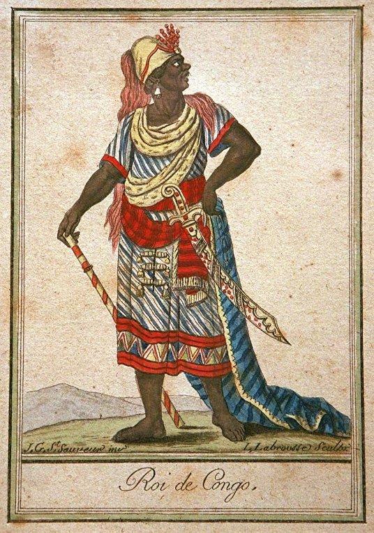 Король Конго Афонсу I