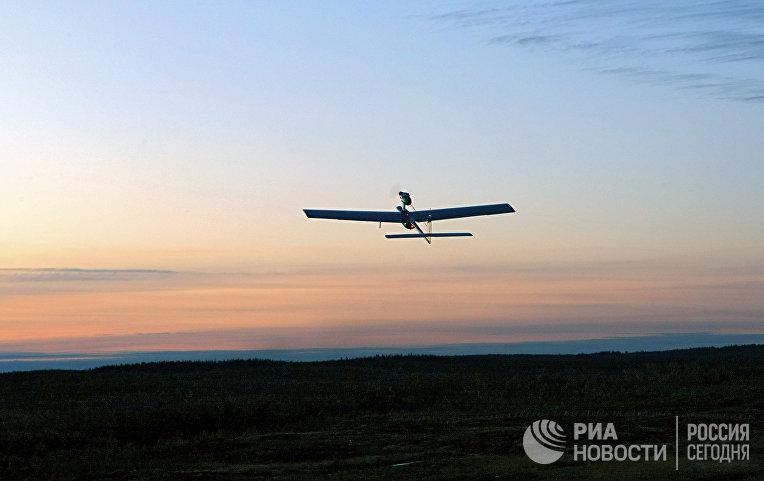 Беспилотный летательный аппарат (БПЛА)