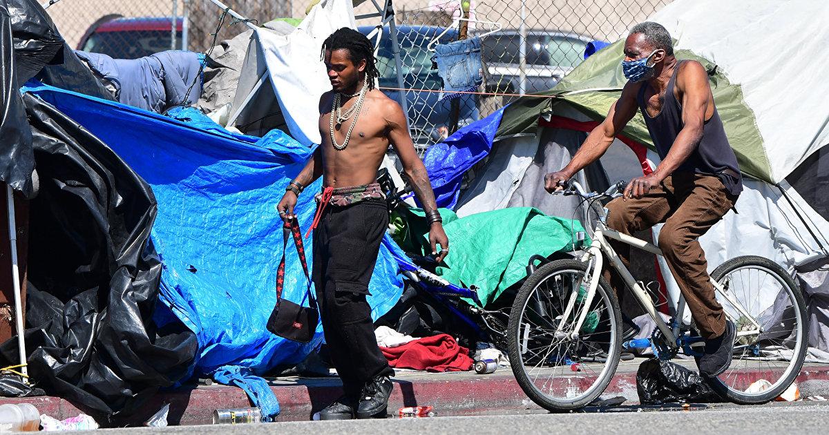 Jyllands-Posten (Дания): пандемия повергла Лос-Анджелес в депрессию
