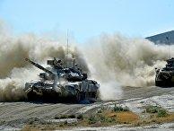 Очередной этап азербайджано-турецких тактических учений