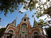Николаевский собор в Ницце, Франция